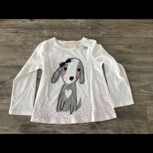 NWT First Impressions Long Sleeve Shirt, 24 mos